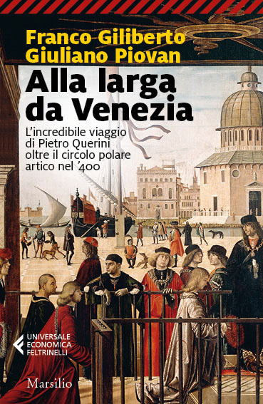 Alla larga da Venezia - Cover