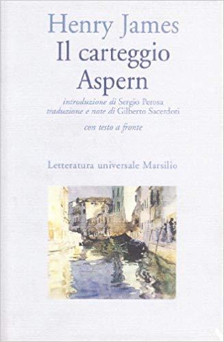 Il carteggio Aspern
