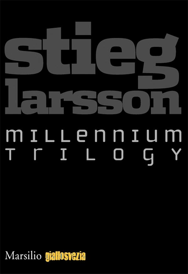 Cofanetto Millennium Trilogy