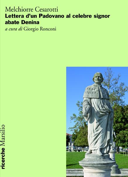 Lettera d'un Padovano al celebre signor abate Denina