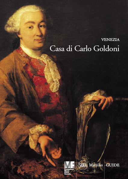 Venezia. Casa di Carlo Goldoni