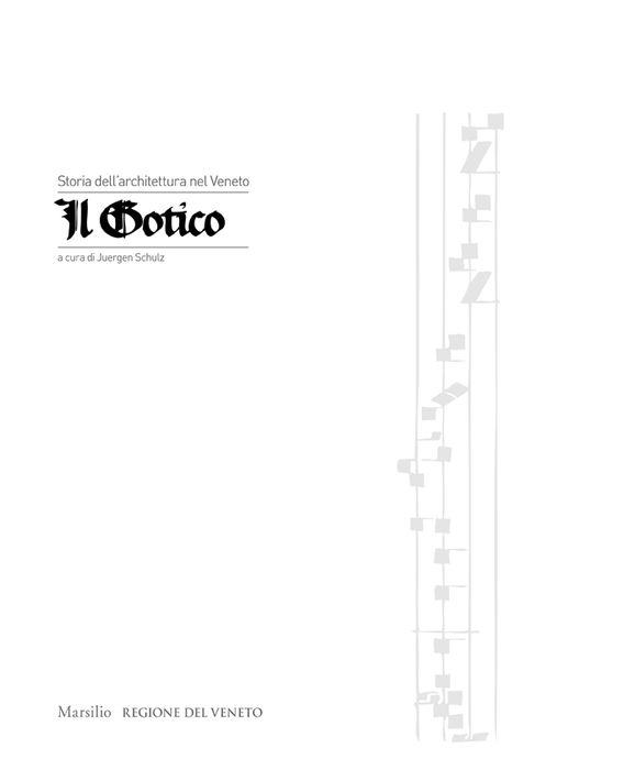 Storia dell'architettura nel Veneto. Il Gotico