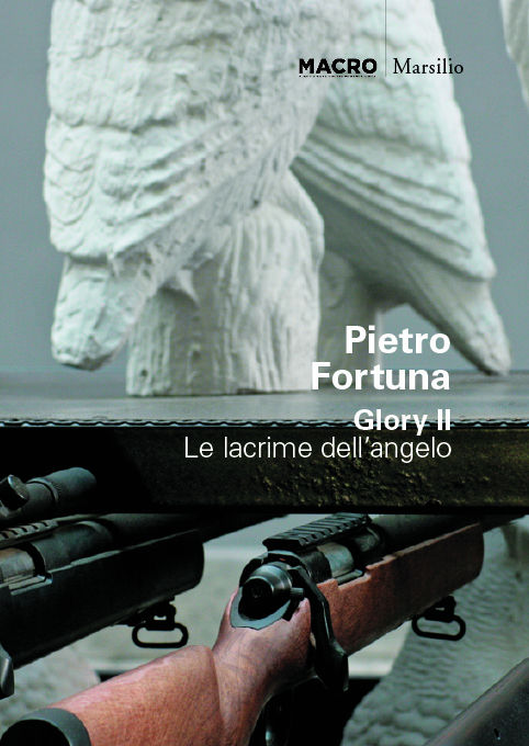 Pietro Fortuna. Glory II. Le lacrime del'angelo