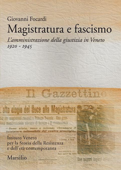 Magistratura e fascismo