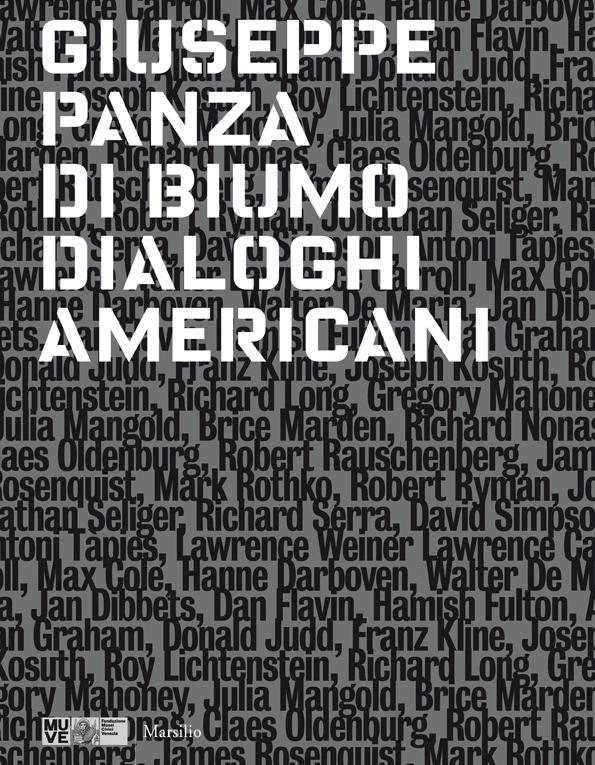 Giuseppe Panza di Biumo. Dialoghi americani