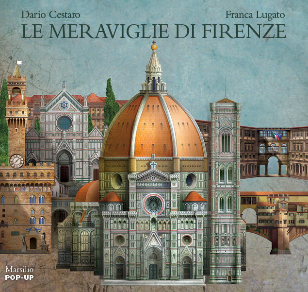 Le meraviglie di Firenze (pop-up)
