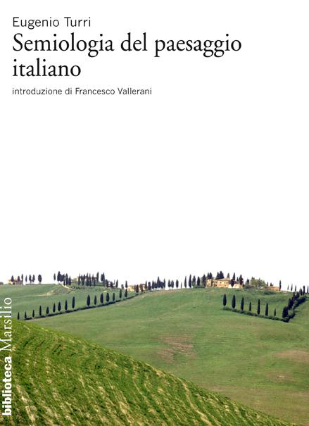 Semiologia del paesaggio italiano