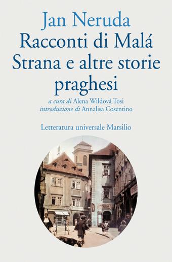 Racconti di Malá Strana e altre storie praghesi