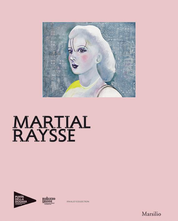 Martial Raysse (edizione inglese)