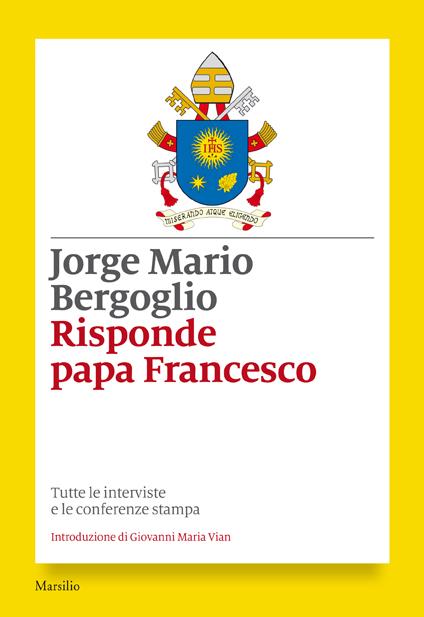 Risponde papa Francesco