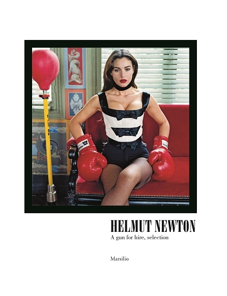 Helmut Newton. A Gun for Hire