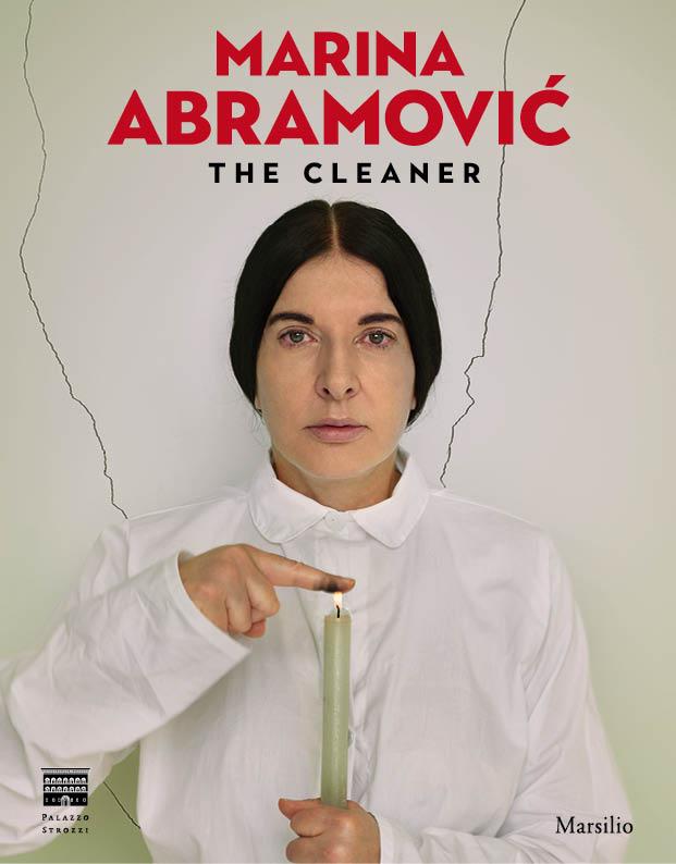 Marina Abramovic.  The cleaner