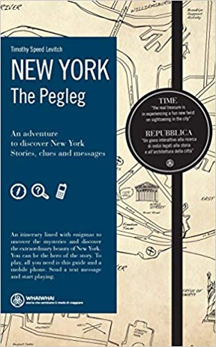 Whaiwhai New York The Pegleg